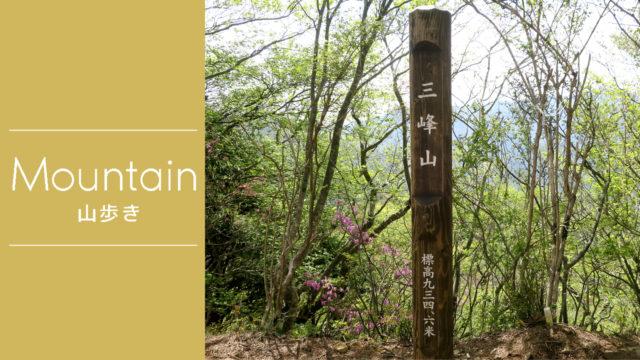 登山日記  丹沢/三峰山 Part.2