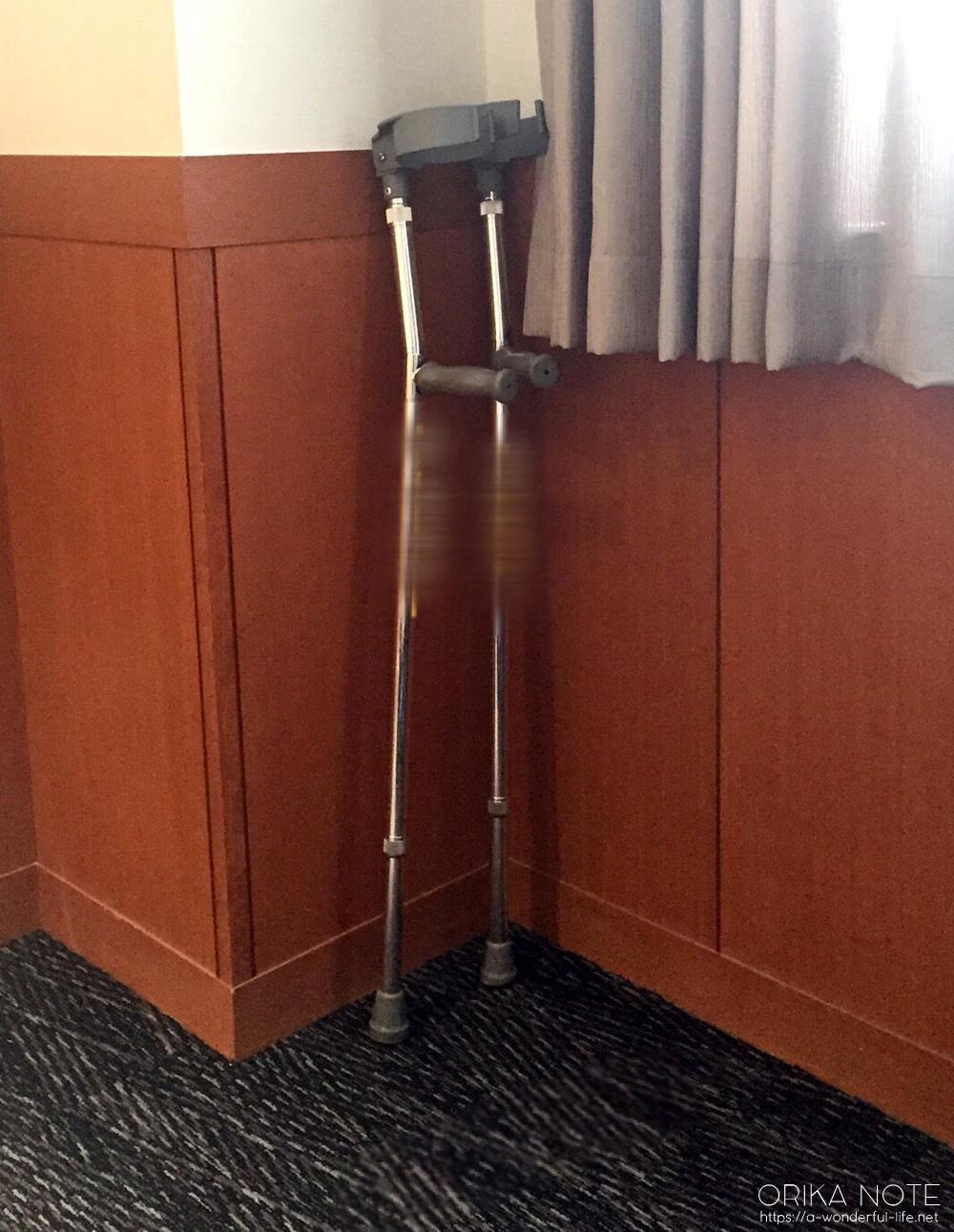 術後5日目|反復性膝蓋骨脱臼の内側膝蓋大腿靭帯(MPFL)再建術