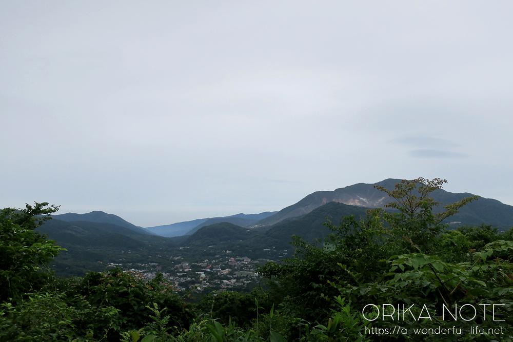 登山の日記(山歩きのブログ) 箱根の金時山に行ってきました(乙女峠→長尾山→金時山→金時神社分岐→矢倉沢峠)