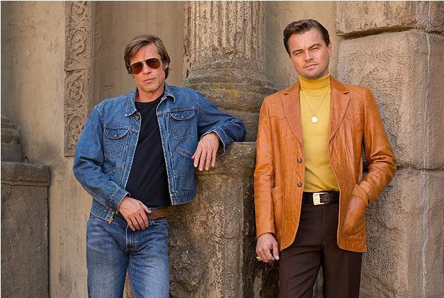 映画「ワンス・アポン・ア・タイム・イン・ハリウッド」レオナルド・ディカプリオ&ブラッド・ピット初共演。監督はクエンティン・タランティーノ!後半ネタバレ感想あり